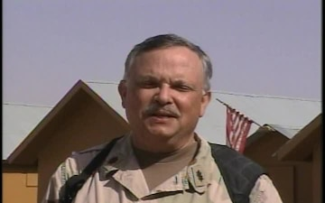 Lt.Cmdr. Bruce Deschere