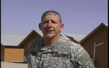 Command Sgt. Maj. Toby Cormier