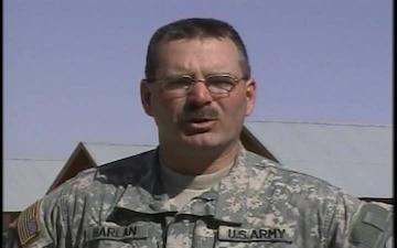 Lt. Col. John Harlan