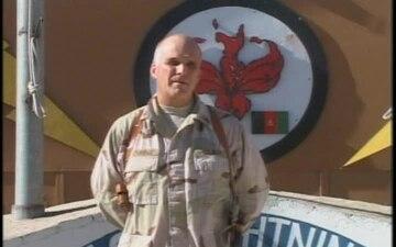 Petty Officer 1st Class James Ethridge