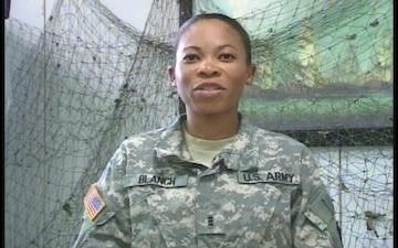 Chief Warrant Officer Erica Blanch