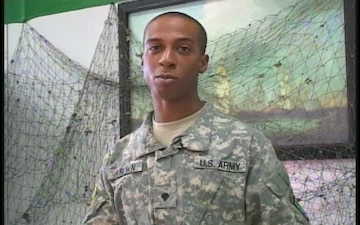 Spc. Julian Brown