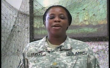 Maj. Wanda Hawley