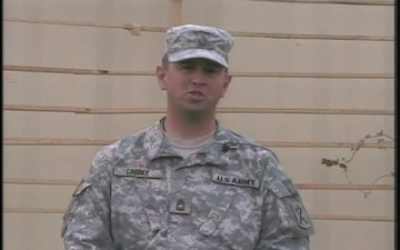 Master Sgt. Scott Carbee