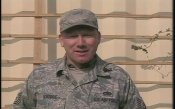 Tech. Sgt. Ken Knodle