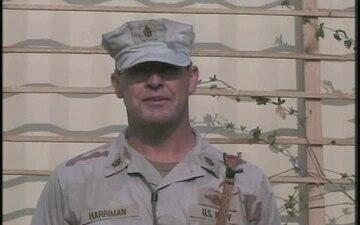Chief Petty Officer Stephen Harriman