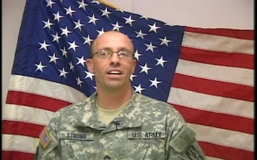 Sgt. Gerald Strong