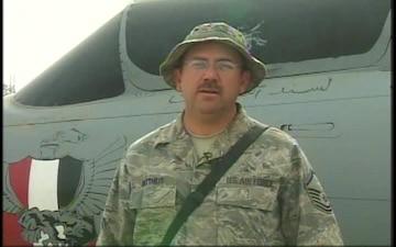 Master Sgt. John Mattheis