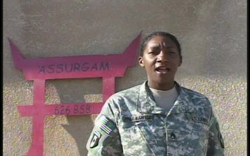Staff Sgt. Nicoli Turner-Warfield