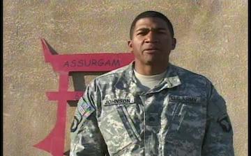 Sgt. Brad Johnson