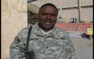 Staff Sgt.  Crutch