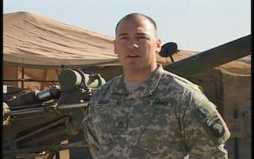 Staff Sgt. Ernest Arocha