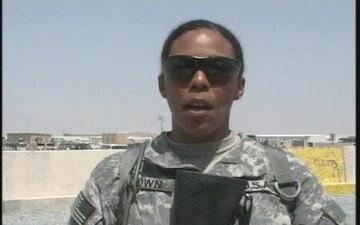 Master Sgt. Jessica Brown