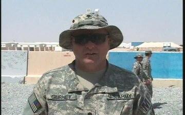 Spc. Glenn Gurney