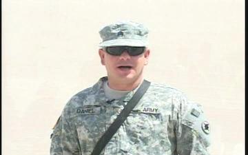 Sgt. John K. Daniel
