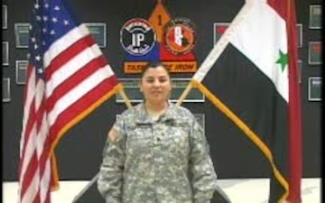 Staff Sgt. Maricela Balderas