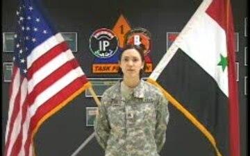 Sgt. Misty D. Scheirer