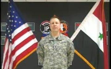 Sgt. 1st Class Mike Moorman