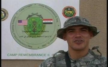 Sgt. Jorge Velez