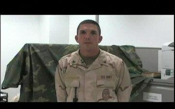 Petty Officer 3rd Class Jason Dionne