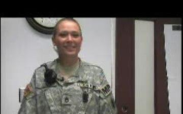 Staff Sgt. Melissa Kirk