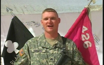 Sgt. Andrew Chard