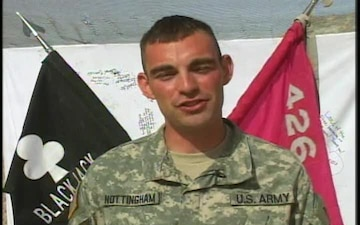 Sgt. Don Nottingham