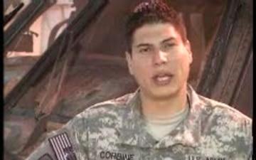 Sgt. Austin Corbine