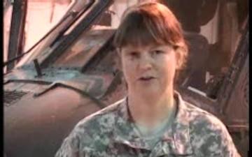 Sgt. Bonnie Silvernale
