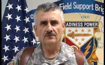 Master Sgt. Charles Clancy