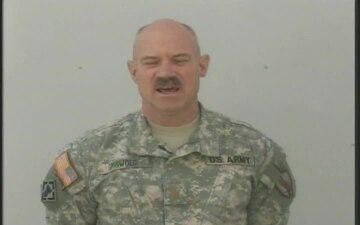 Maj. Mike Griswold