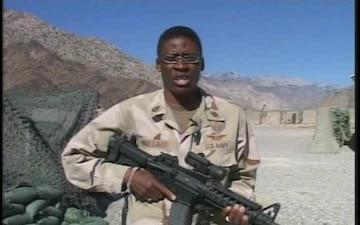 Chief Petty Officer Kyra Maillard