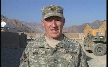 Sgt. 1st Class Brian Eckley