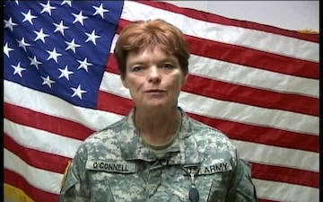 Lt. Col. Mary O'Connell