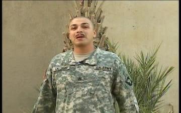 Sgt. Claudio P. Gallegos