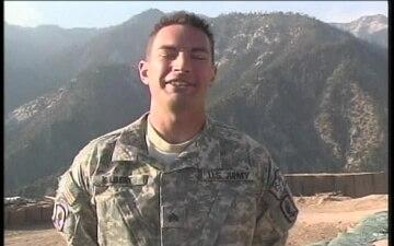 Sgt. Michael Gilbert