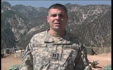 Capt. Adam King