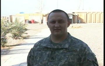 Staff Sgt. Sonny Addison