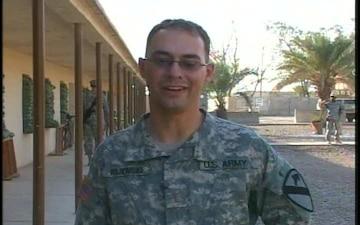 2nd Lt. Chad Kijewski