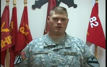 Pfc. Colin Perry