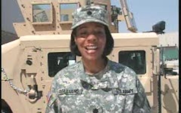 Lt. Col. Brigitte Williams