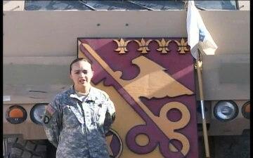 Sgt. Claudia Villaruiz