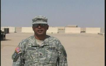 Staff Sgt. Edgar Escobar