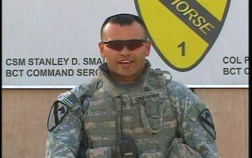 Staff Sgt. Brandon Gregory