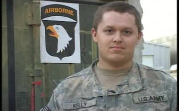 Pvt. Matthew Kelly