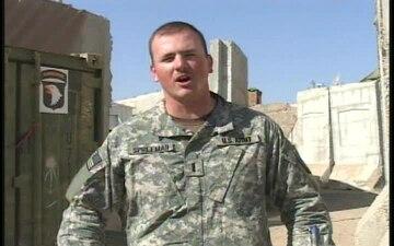 1st Lt. Justin Spreeman