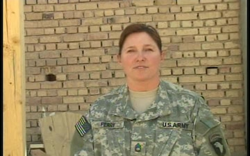 Sgt. 1st Class Leigh Perry