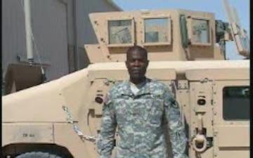 Maj. Mark Evans