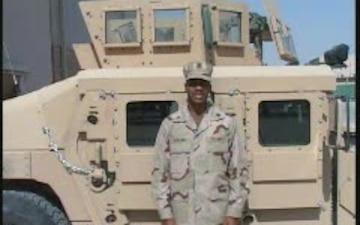 Petty Officer 1st Class Lenard McKeown