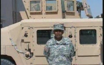 Sgt. Kimesha Montague